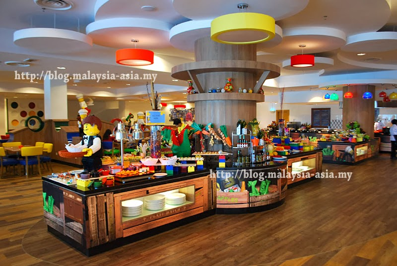Legoland Bricks Restaurant