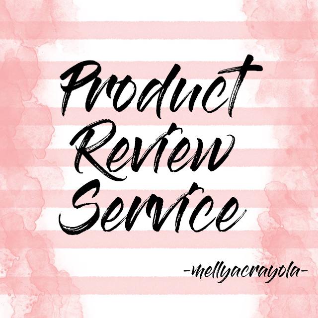 Perkhidmatan Review di Mellya Crayola