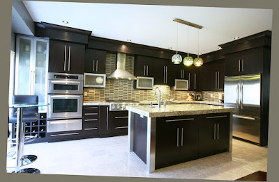 Most Amazing Kitchen Designs With Good Color for Cupboard Elegant Design Amazing Photo