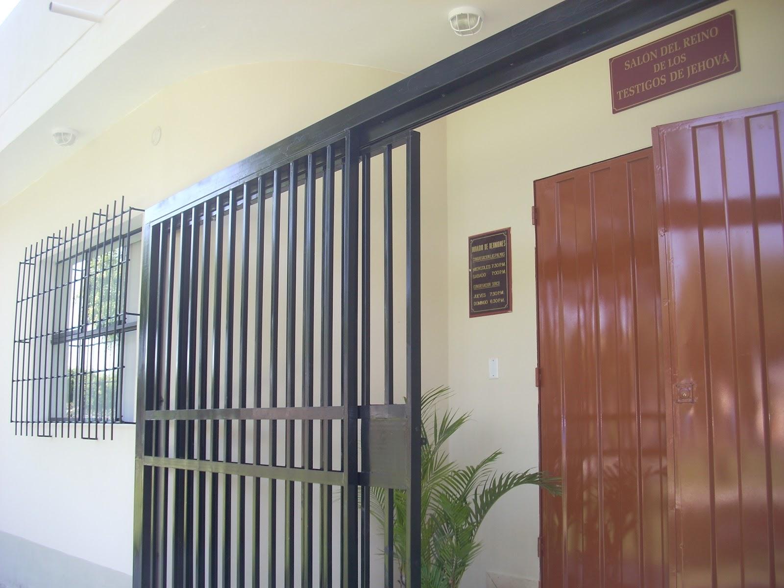 Herreria Y De Puertas Ventanas