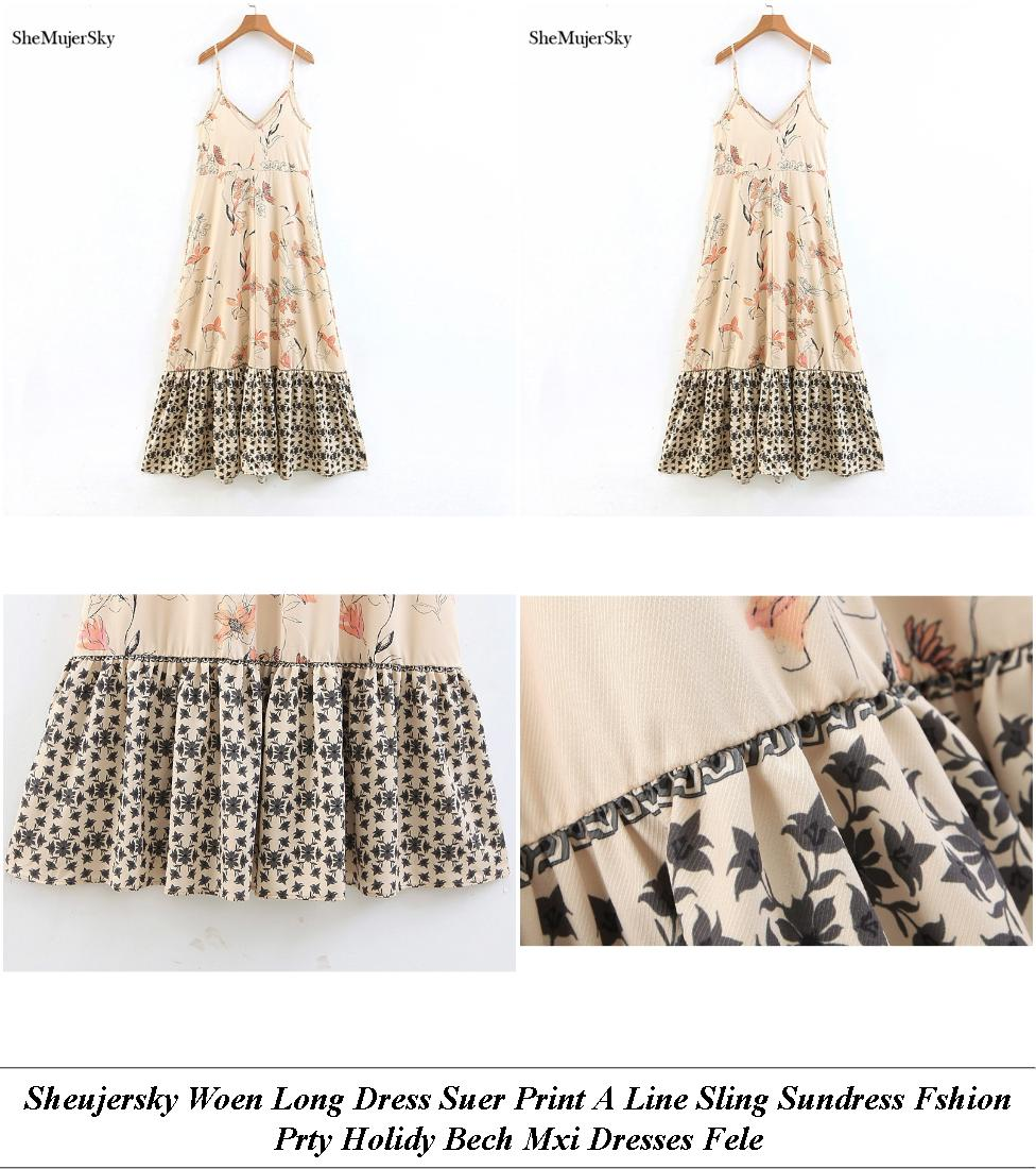 Summer Dresses - Off Sale - A Line Dress - Cheap Trendy Clothes
