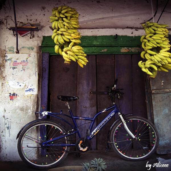 Bicicleta-Bangalore-India