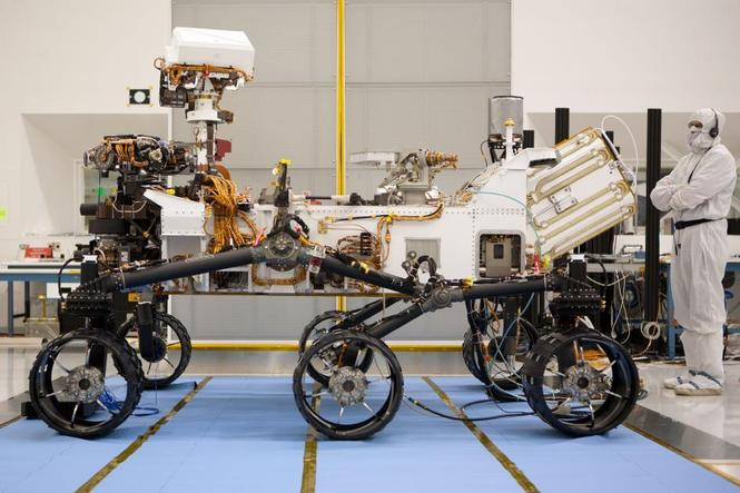 what was the design for the mars rover - photo #41