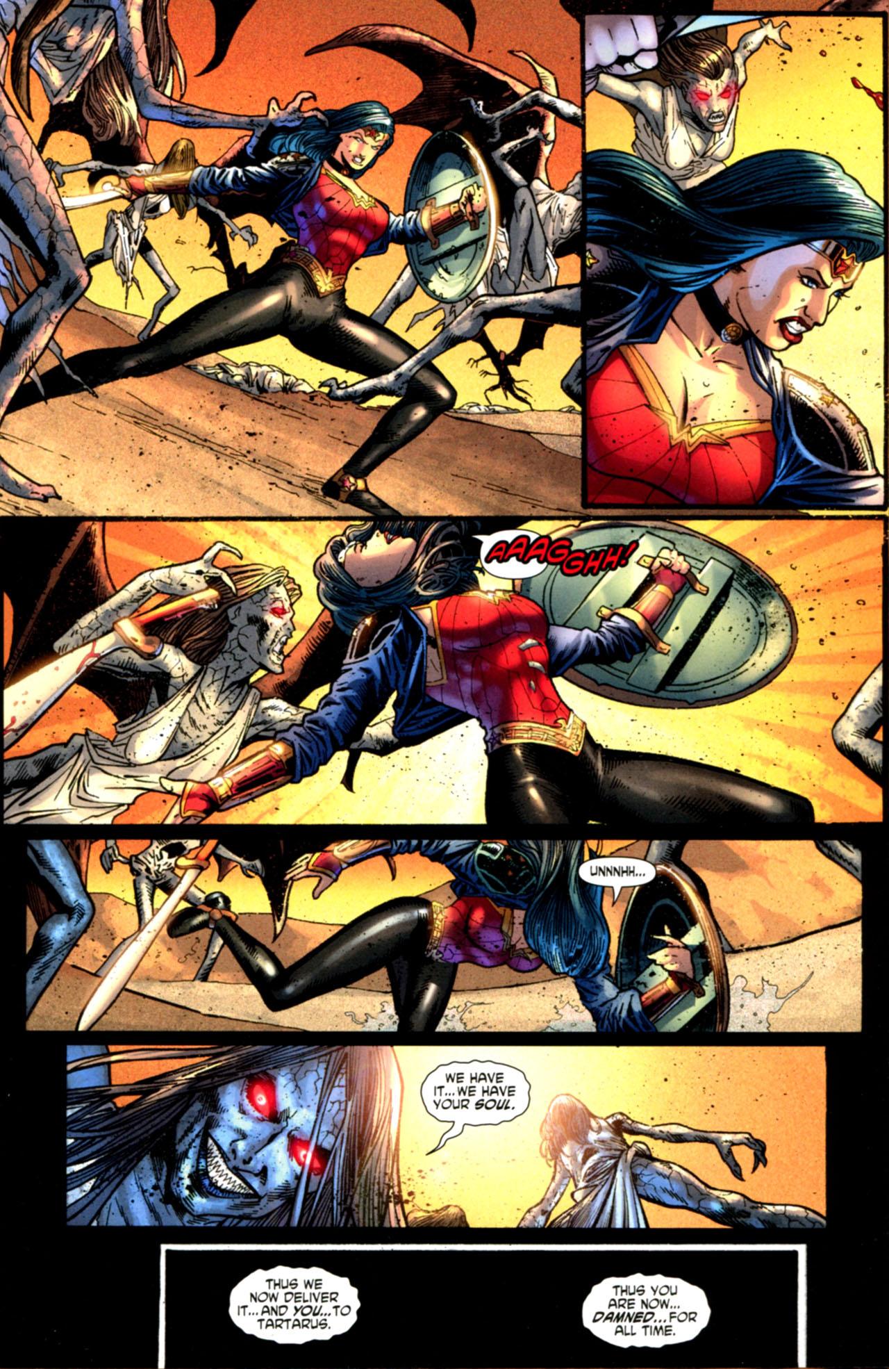 Read online Wonder Woman (2006) comic -  Issue #603 - 9