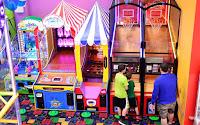 Arcade fun near Gatlinburg