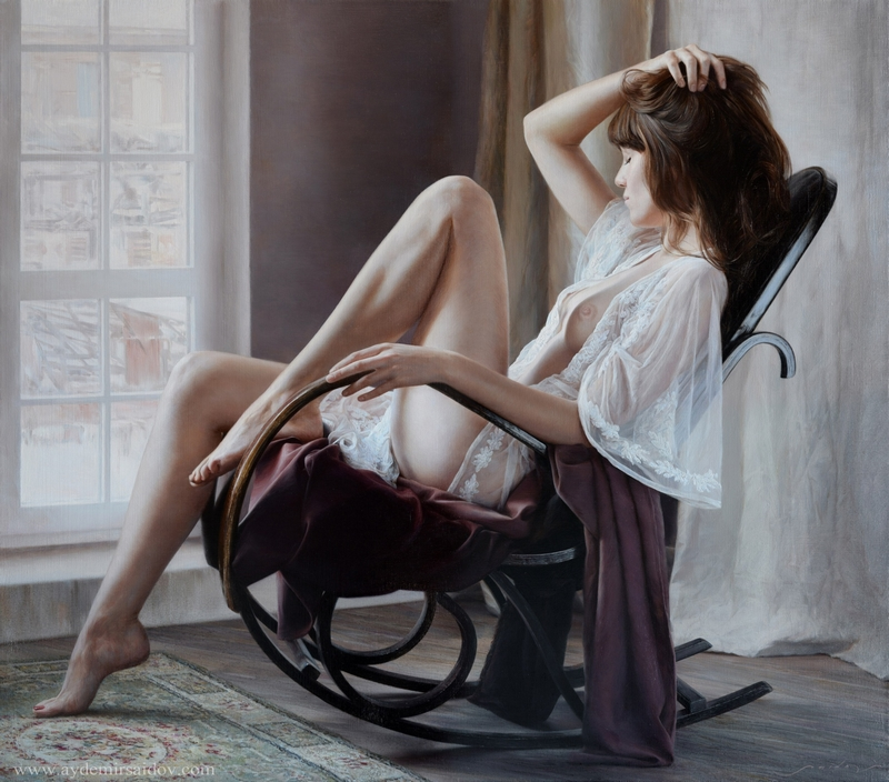 D.W.C. Ay's Women - Painter Aydemir Saidov