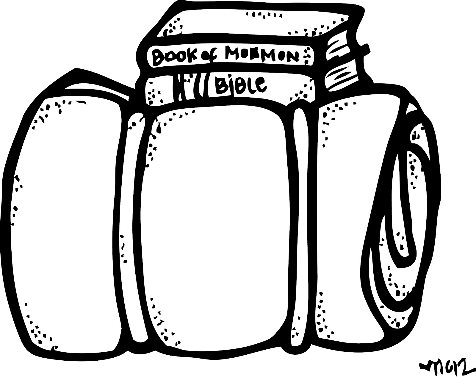 Melonheadz LDS illustrating: Girls Camp Illustrations