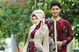 40 Model Baju Batik Terbaru Kombinasi Hijab Tampil Mempesona