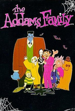 A Familia Addams - Desenho Animado Torrent Download