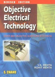 Electrical Engineering Objective Book By Vk Mehta Free Download: Objective Electrical Technology by V.K MEHTA PDF Free Download rh:learnedutech.blogspot.com,Design