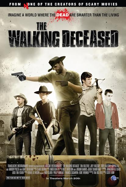 The Walking Deceased (2015) ταινιες online seires oipeirates greek subs