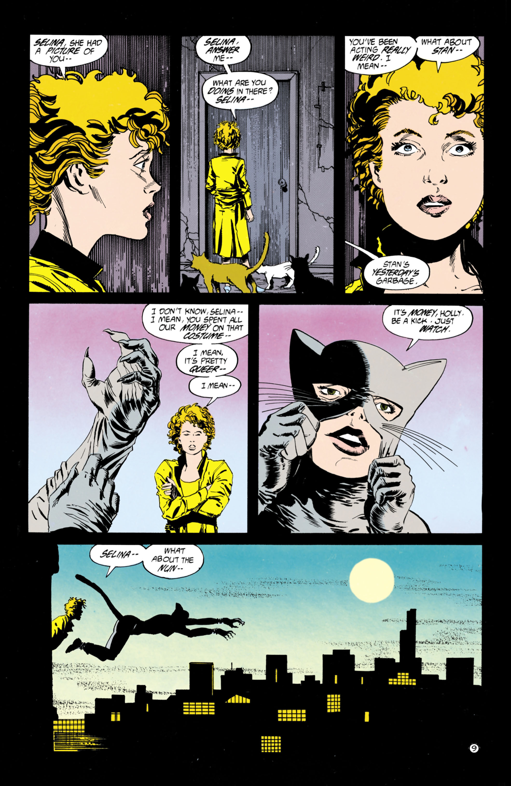 Catwoman (1989) Issue #2 #2 - English 10