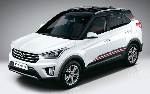 Hyundai HB20 SUV - Hyundai ix25
