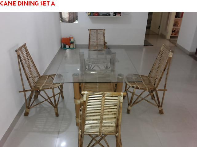 Cane Bamboo Craft By Assam