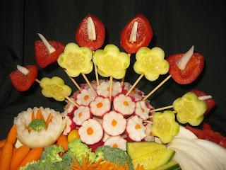 fruit platter can say it vegetables. Black Bedroom Furniture Sets. Home Design Ideas