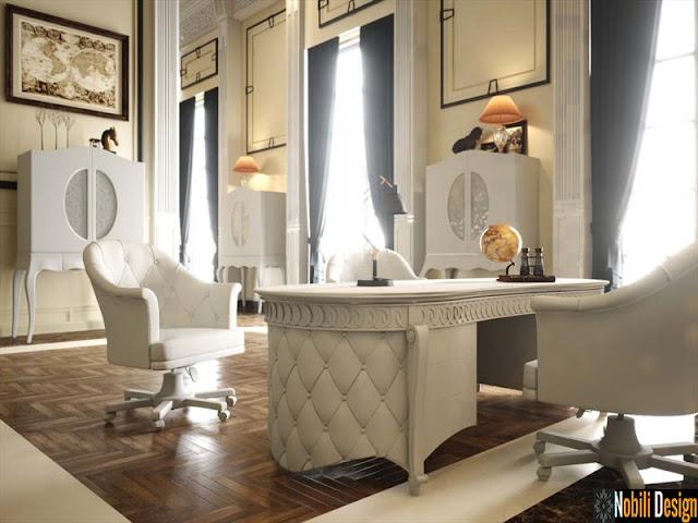 Design interior birouri Bucuresti - Design interior sedii firma Bucuresti