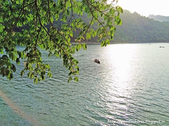 Evening in Nainital