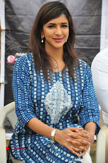 Actress Lakshmi Manchu Pictures at Lakshmi Bomb Press Meet  0007.JPG