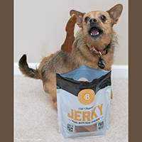 Bones & Chews Jerky Dog Treats Review