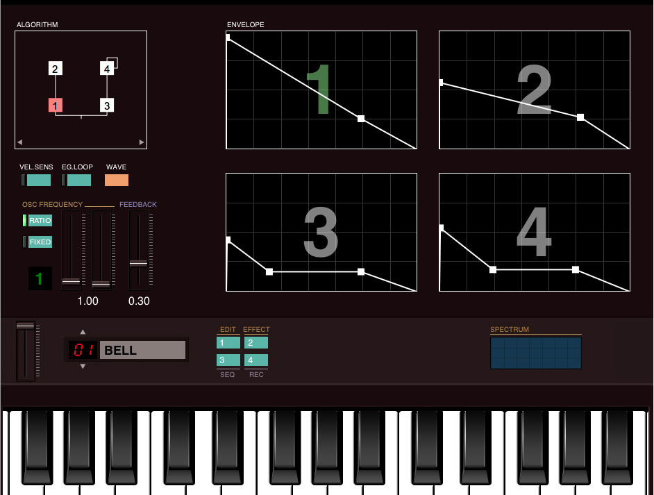matrixsynth websequencer online sequencer featuring virtual synths