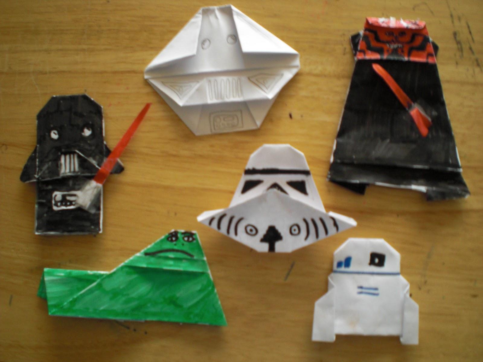 Origami Box Illusion Explained - photo#31