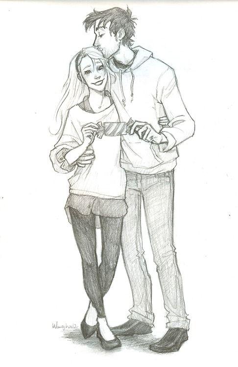 Los Mejores Dibujos A Lapiz De Enamorados Todo Amor Guia Dibujo
