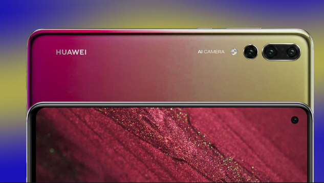 Huawei nova 4 with in-screen selfie camera to arrive on December 17