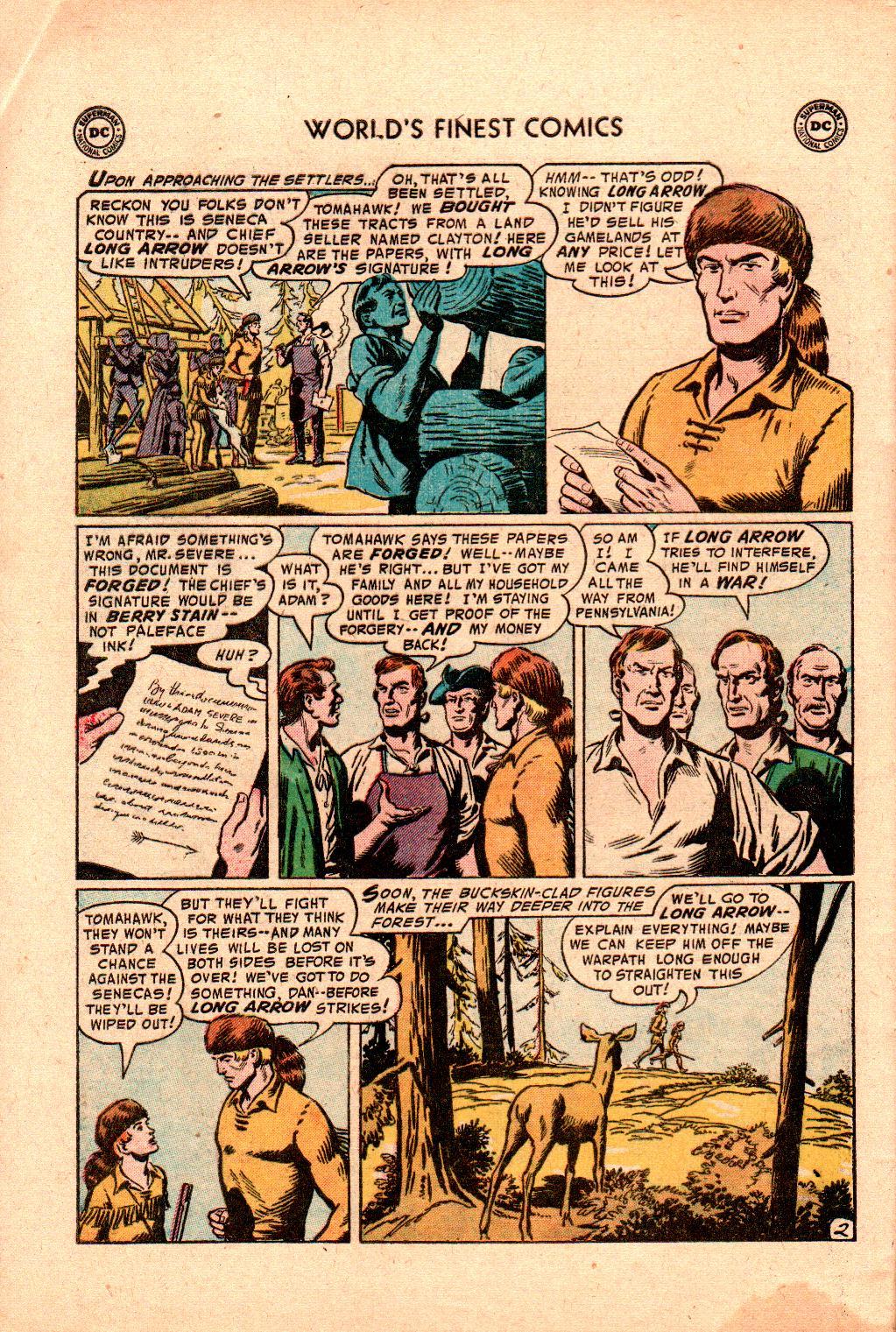 Read online World's Finest Comics comic -  Issue #78 - 28