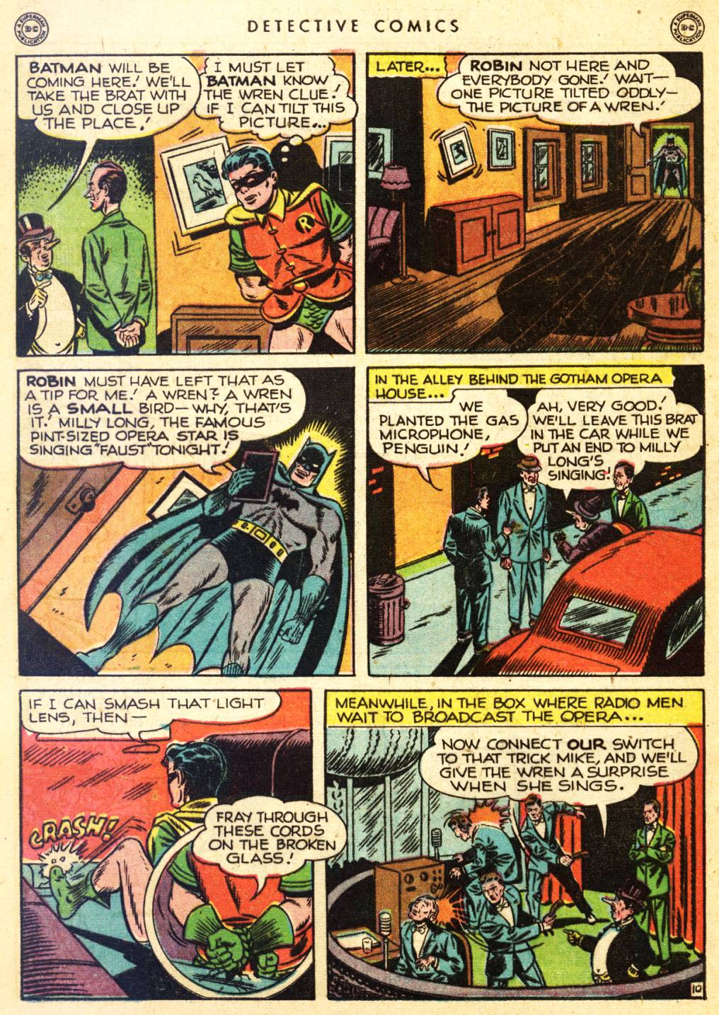 Read online Detective Comics (1937) comic -  Issue #126 - 12