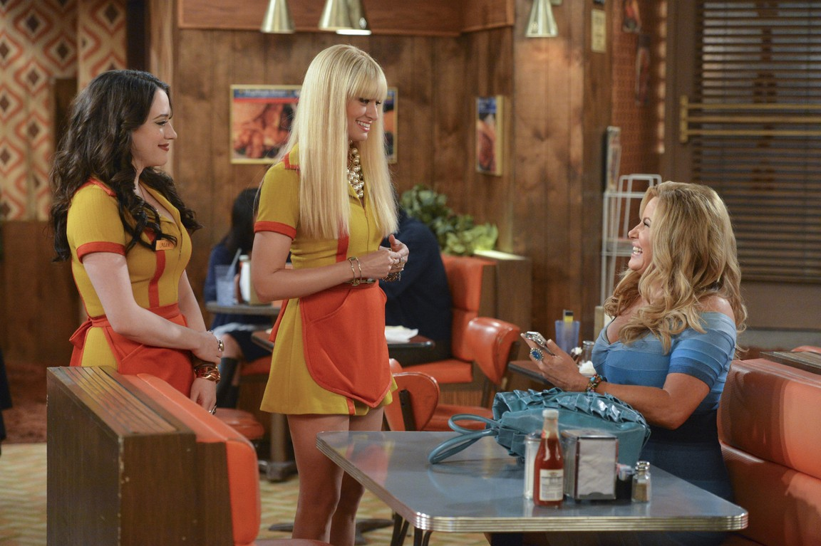 2 Broke Girls - Season 4 Episode 01: And the Reality Problem