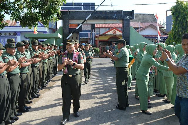 Ini Tugas Baru Kolonel Kav Yotanabey Pasca Jadi Danrem 141/Tp