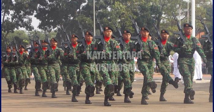 Kata Bijak Tentara Nasional Indonesia Tni Untuk Status Dan Caption Kosngosan