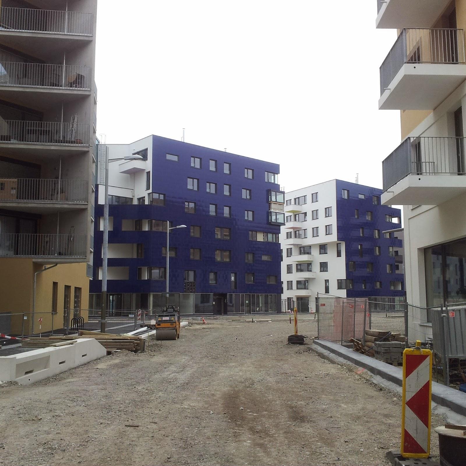 Seestadt; Vienna blog