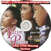 Sutan, Puja & Bintang - Yatim Piatu (Album)