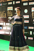 Raai Laxmi in Beautiful Backless Designer Anarkali Gown at IIFA Utsavam Awards 2017  Day 2  Exclusive 58.JPG