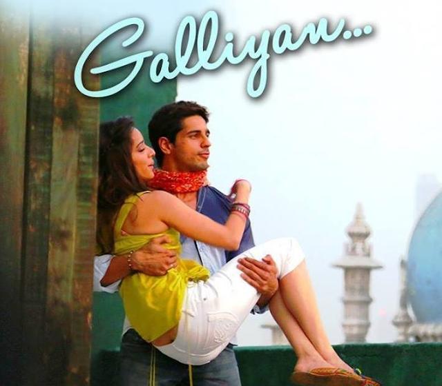 "Versurile melodiei ""Galliyan"""