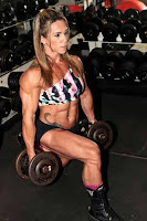 Female bodybuilding Let your fantasy become a reality