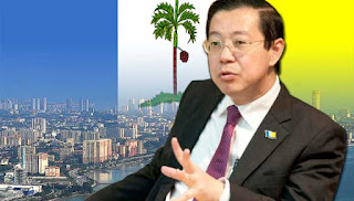 Guan Eng Dihalau Keluar Sarawak