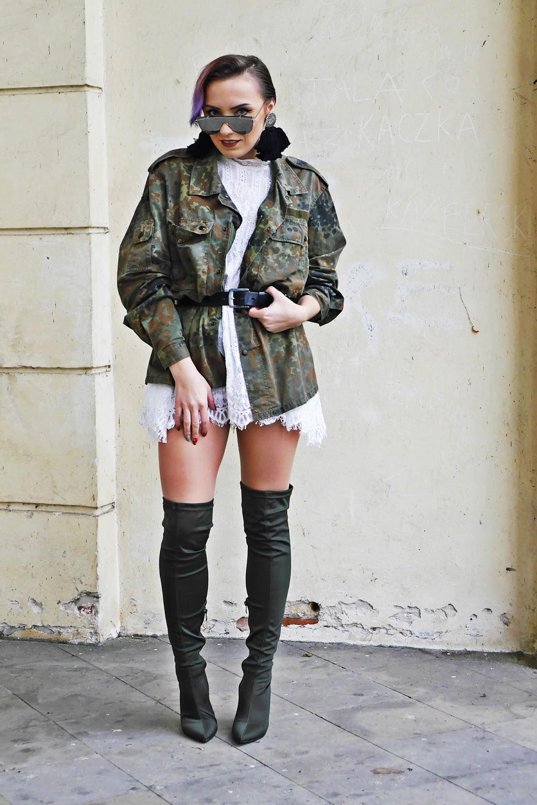 1_moro_jacket_military_white_lace_dress_karyn_blog_modowy_renee_031217b