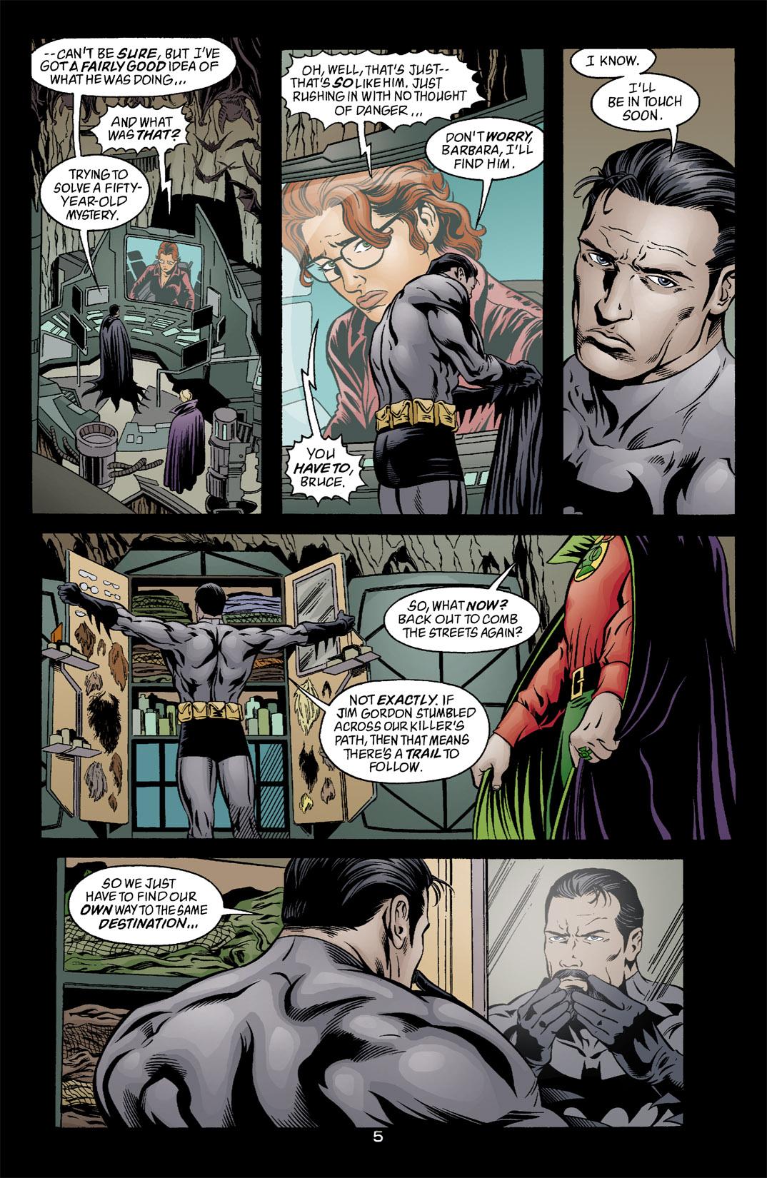 Detective Comics (1937) 786 Page 5