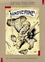 Fumetti: sette storie di Tuono Pettinato  per raccontare la Resistenza ( graphic novel  Bandierine)