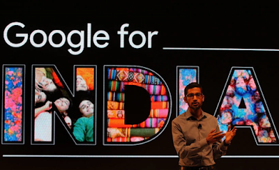 How is google helping India?