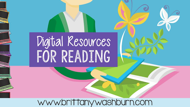 Digital Resources for Reading