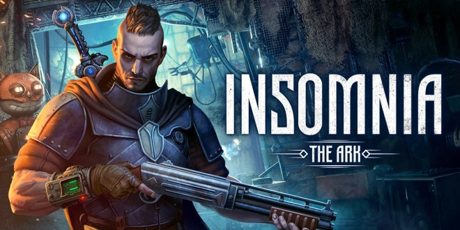 Insomnia: The Ark PC Game Download