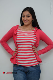 Telugu Actress Mouryani Latest Pos in Blue Denim Jeans  0036.JPG
