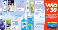 Logo Con i prodotti P&G vinci 150 buoni spesa da 30€