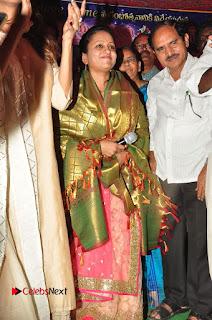 Actress Lakshmi Manchu & Suma Kanakala Launch Jesus Old Age Home  0024