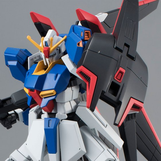 P-Bandai: HGUC 1/144 MSZ-006 Zeta Gundam (Wave Shooter Equipment Type)