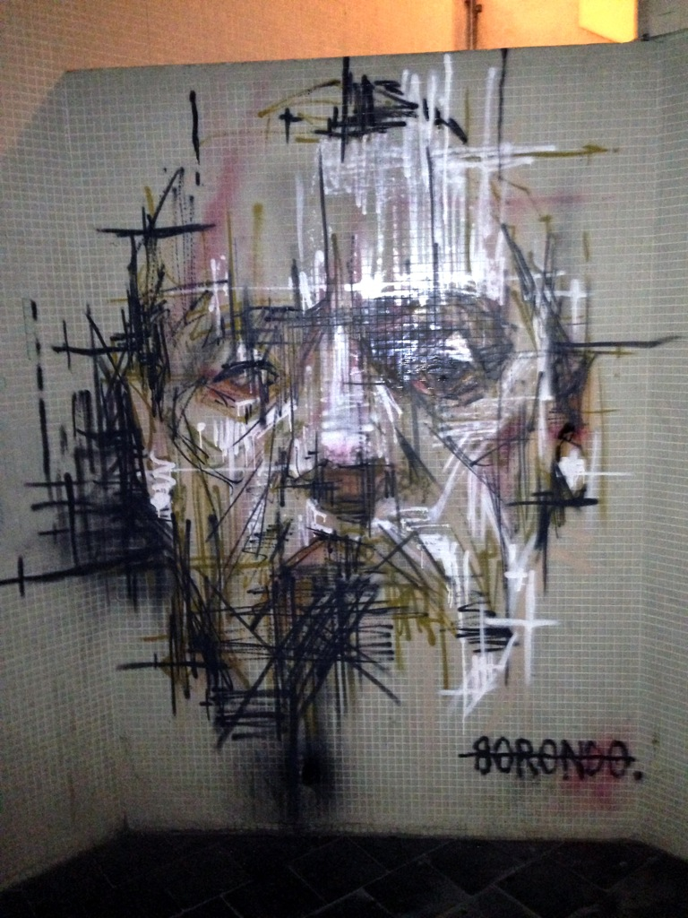 Borondo New Murals In Vitry Sur Seine, France ...