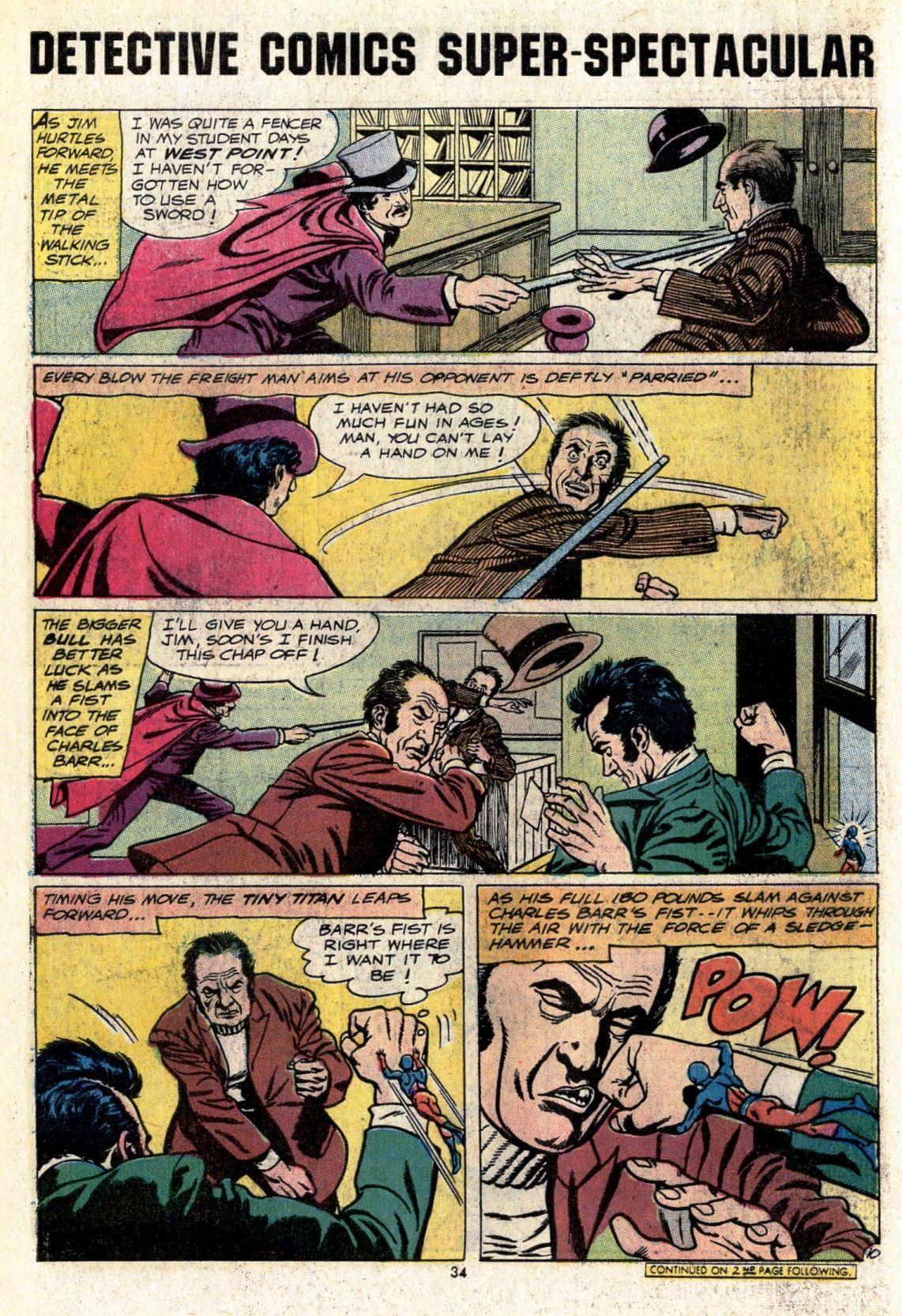 Detective Comics (1937) 439 Page 33